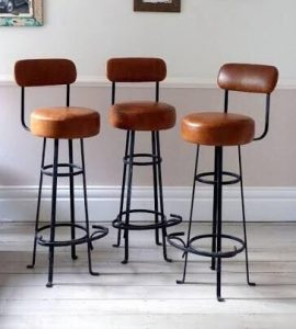 Industrial Bar Stool - Industrial Furniture in Jodhpur