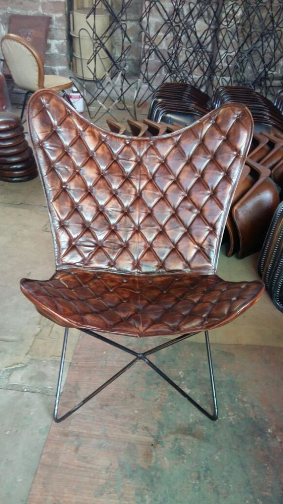 Industrial Style Chair - Industrial Furniture in Jodhpur